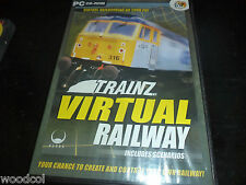 Trainz Virtual Railway  pc game