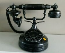 Halloween prop telephone rings when someone walks past / scary voices