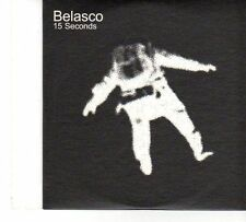 (FT747) Belasco, 15 Seconds - 2003 DJ CD