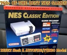 740+ GAMES MODDED NEW Nintendo NES Classic Edition Mini Console Hacked FAST SHIP