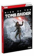Rise of the Tomb Raider Standard Edition Guide by Prima Games (2015, Paperback)
