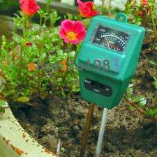 PH Tester Soil Water Moisture Light Test Meter sensor for Garden Plant Flower