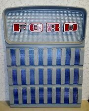 Ford Tractor Front Grill Set 5200 5340 7000 7200