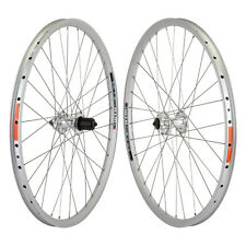 WTB FX23 MTB Wheelset 26x1.5 Silver 32-Hole Wheel Master MT2000 8/9-Speed