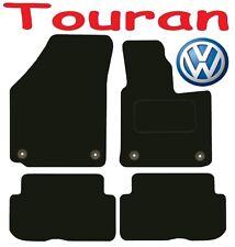 Volkswagen Touran DELUXE QUALITY Tailored mats 2010 2011 2012 2013 2014