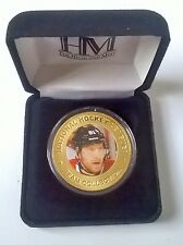 Marian Hossa Chicago Blackhawks NHL Limited Edition Bronze Coin
