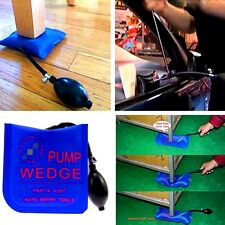 Pump Air Wedge Alignment Inflatable Cushioned Powerful Car Door Opener Universal