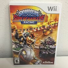 Skylanders Superchargers Wii standalone GAME DISC ONLY no figures or portal