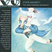 STEVE HACKETT - Near Mint CD - Unauthorized Biography -- Genesis