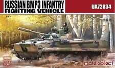 Modelcollect 1/72 Kits Russian BMP3 Infantry Fighting Vehicle UA72034
