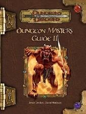 Dungeon Master's Guide II (Dungeons & Dragons d20 3.5 Fantasy Roleplaying Supple