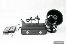 Gamaparts Alarmanlage CS-10G Sirene 874036241  + 2 Fernbedienungen