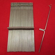NEU 50 Nadeln für Silver Reed SRP 20-60N Strickmaschinen KnittingMachine Needles