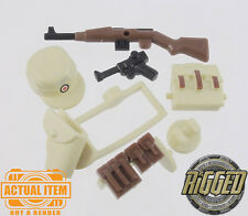 Brickforge German Akrika Korps Accessory Pack for Lego Minifigures WW2 NEW