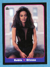 LE BELLISSIME -Masters Cards 1993 -n. 21 - ROBIN GIVENS - ATTRICE -New