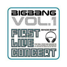 K-Pop BigBang - 1ST LIVE CONCERT [THE REAL] (BIGBANGC)