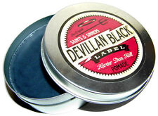 DEVILLAN BLACK LABEL HAIR POMADE GREASE WAX ROCKABILLY POMPADOUR RAT HOT ROD VLV