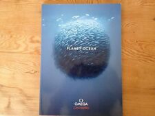 Book Libro OMEGA - Collection PLANET OCEAN 2011 Watches Relojes - Español