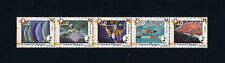Cook Islands - 2016 Summer Olympics Postage Strip of 5 Stamps