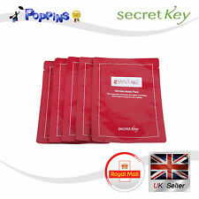 5 X New SECRET KEY Syn-ake Wrinkle Mask Pack 20g  Skin Elasticity Effect