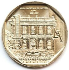 Peru 1 G 2015 450 years of the National Mint Unc (#2645)