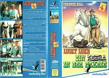 (VHS) Lucky Luke 4 - Terence Hill, Ron Carey, Nancy Morgan, Fritz Sperberg