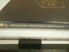 FRANKLIN MINT- BROADWAY: REGIONAL AMERICA- 4 CASSETTE SET- NEW- L137