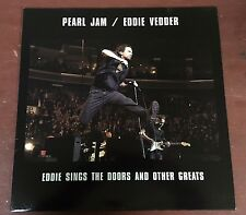 "EDDIE VEDDER ""Sings The DOORS and other greats"" vinyl LP IMPORT New PEARL JAM"