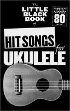 The Little Black Book Of Hit Songs For Ukulele (Paperback), Vario. 9781783050949