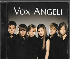 CD ALBUM 10 TITRES--VOX ANGELI--VOX ANGELI--2008