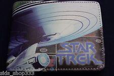 STAR TREK ENTERPRISE ! bi fold wallet US Seller Command spock great gift