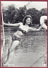 ANNE HEYWOOD 04 ATTRICE ACTRESS ACTRICE CINEMA MOVIE UK Cartolina FOTOGRAFICA