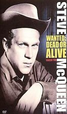 Wanted Dead Or Alive - Season 2 - DVD - 2007 - 2 - Disc Set - Brand NEW -