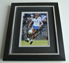 Alvin Martin SIGNED 10X8 FRAMED Photo Autograph Display west ham Football COA