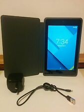 ASUS Google Nexus 7 tablet ME370T with Android Lollipop 5.1.1