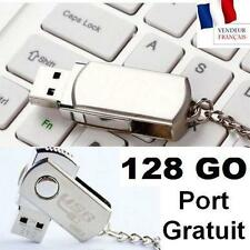 USB 128 Go Gb 2.0 NUEVO en BLISTER Gigas PC Disk Flash Win 7 Unidad Key Mac
