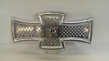Blingstar Maltese Cross Front Bumper Polished Aluminum Yamaha YFZ 450 All Years