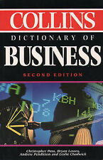 Collins Dictionary of - Business, Dr. Christopher Pass