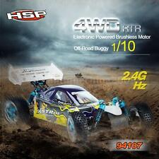 HSP 94107PRO 1/10 4WD Electronic Powered Brushless Motor RTR Off-Road Buggy Q4B7
