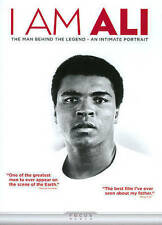 I Am Ali the Man Behind the Legend Muhammad (DVD Movie) SEALED, NEW (GS 39-3)