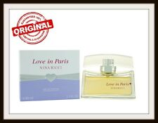 Love in Paris Nina Ricci 50ml Women Eau de Parfum Spray Fragrance ✰100% Genuine✰