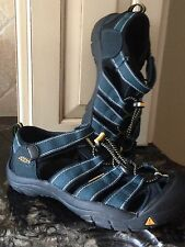 Keen H2 NEWPORT MENS 5 Or Womens 7 sandals shoes navy Origi.$99.00 EXC. Cond.