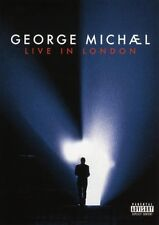 "GEORGE MICHAEL ""LIVE IN LONDON"" 2 DVD NEW+"
