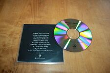 Jackson Browne - Europe PromoCD / Time The Conqueror - 10 tracks
