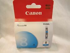 Canon CLi 8c blue color cyan ink cartridge - printer MP 950 960 970 MX 700 850