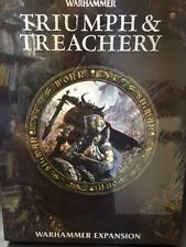 Warhammer Triumph & Treachery Expansion NEW Sealed