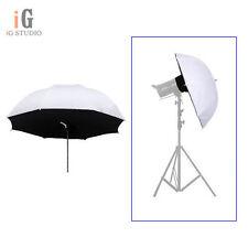 """Photo Studio Lighting Umbrella Softbox 110cm/43"""" Translucent (Shoot through)"""