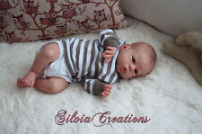 LMTED. EDITION~VINYL DOLL KIT~ALEXANDER BY OLGA AUER~NOT A REBORN BABY~MIMADOLLS