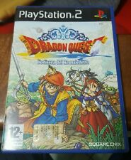 Dragon Quest L'Odissea del Re Maledetto PS2 PAL ITA