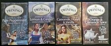 Disney Live Action Movie Beauty and the Beast Twinings Tea Limited Edition NEW